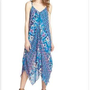 ASTR Midi Dress - Size S